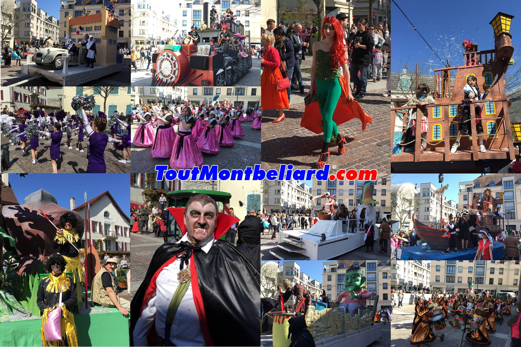 Carnaval de Montbéliard 2015