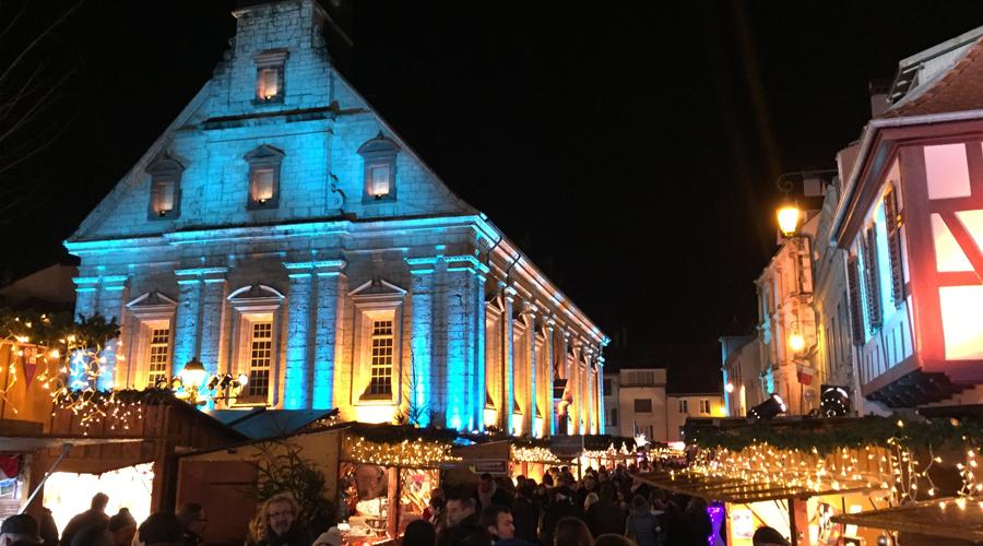 Les derniers jours du Marché de Noël de Montbéliard : horaires