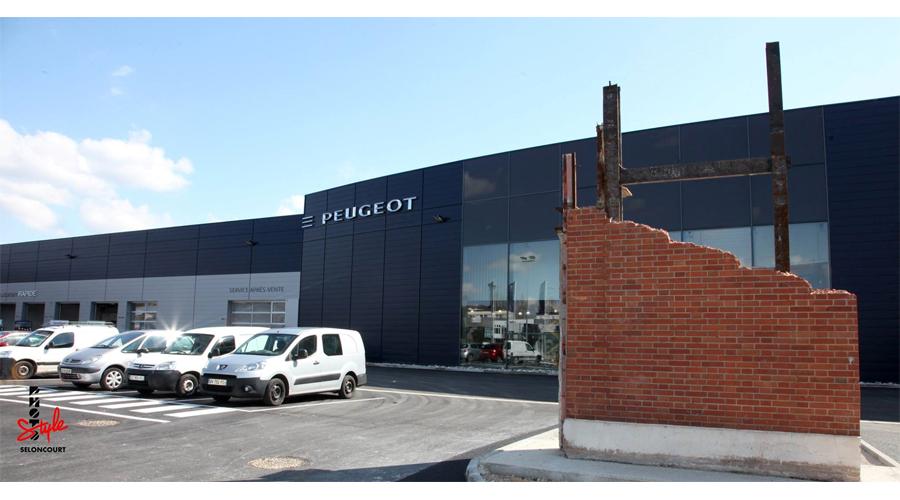 Garage Peugeot Montbeliard : la plus grande concession peugeot d europe montb liard ~ Gottalentnigeria.com Avis de Voitures