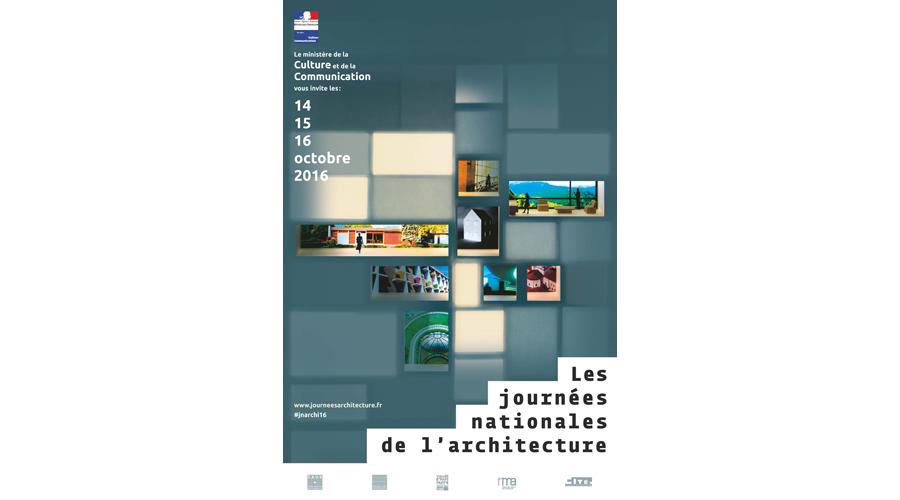 Journ es nationales de l architecture 2016 montb liard - Journee de l architecture ...