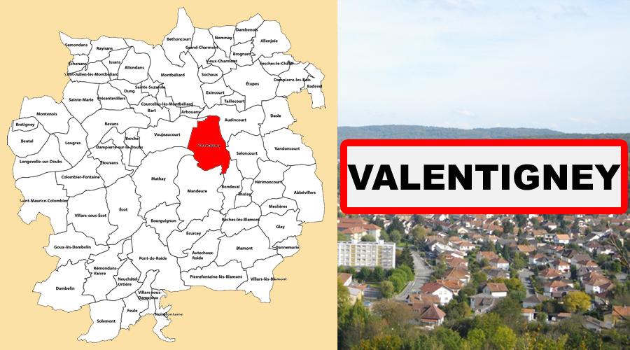 valentigney