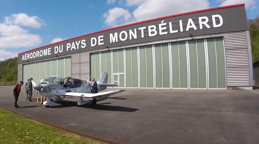 aerodrome-dr401