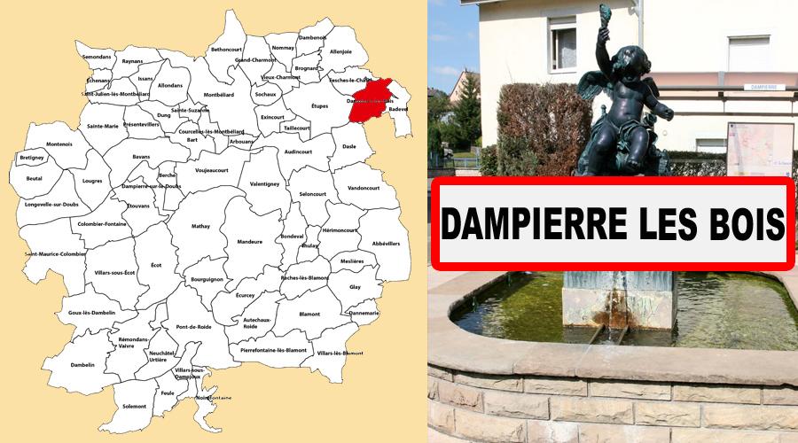 Dampierre Les Bois - Un cadavre retrouvé dans une for u00eat de Dampierre les Bois  ToutMontbeliard com
