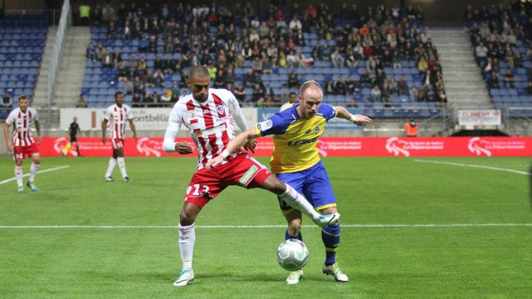 L2 : Sochaux joue à 9, Reims s'envole