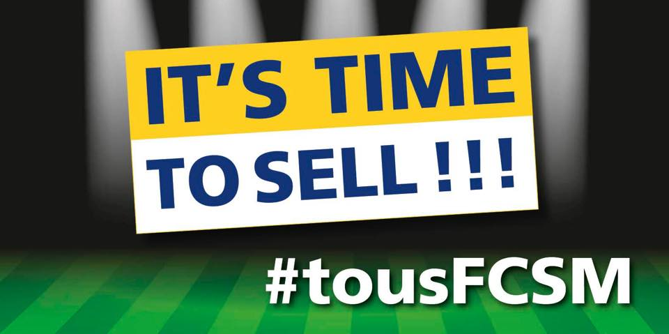its time to sell tousfcsm