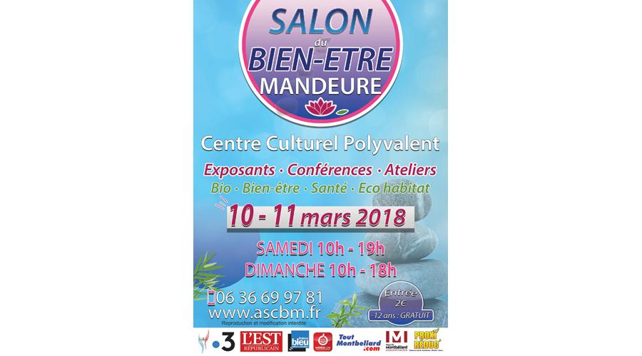 Salon bien etre mandeure 2018 for Salon bien etre mandelieu