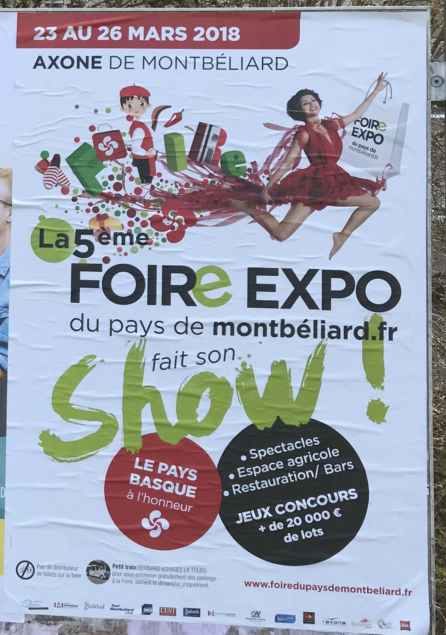 part-Foire Expo Montbéliard 2018 B