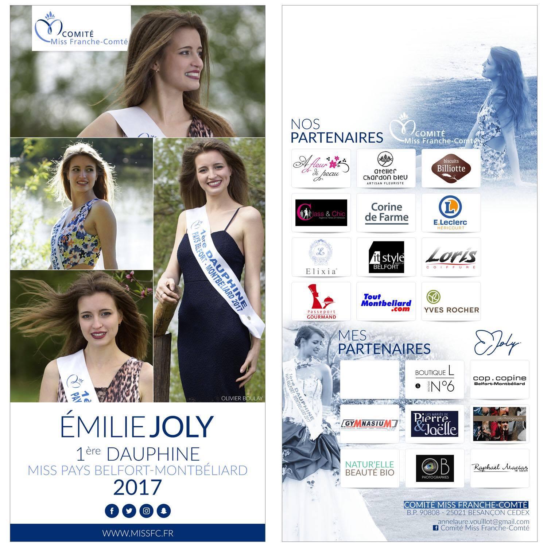 part-Miss Belfort-Montbéliard Emilie Joly