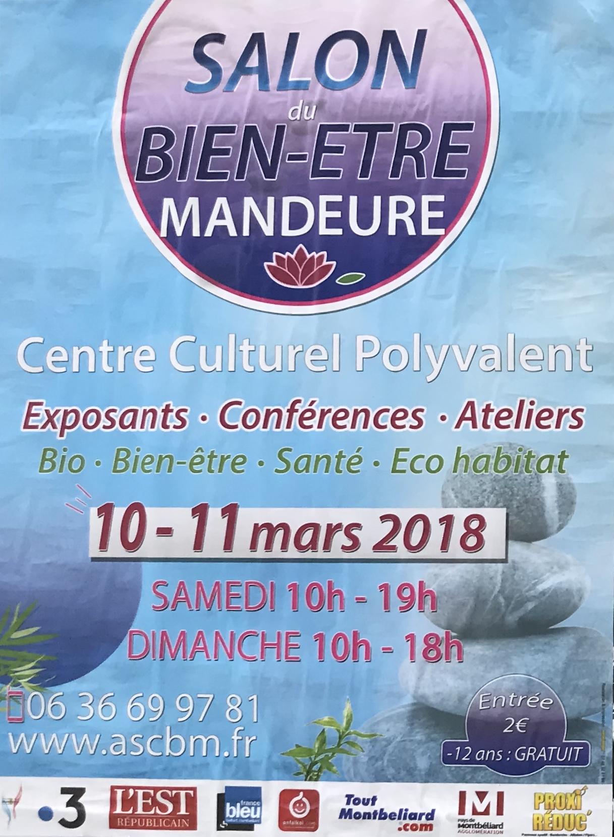 part-Salon Bien-être Mandeure 2018