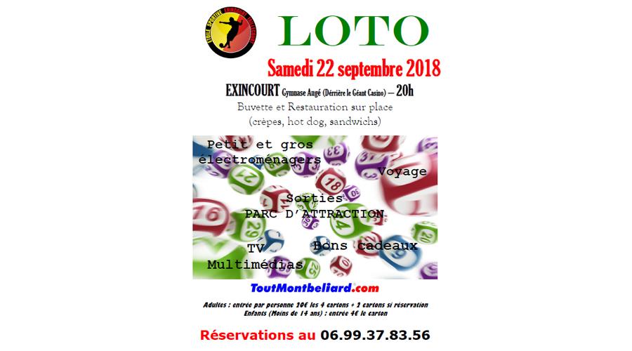 loto exincourt 220918