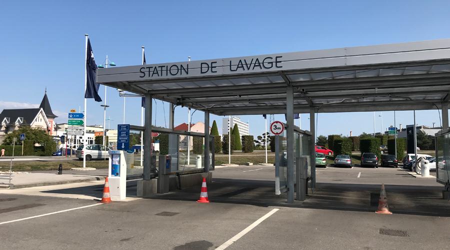 station-lavage