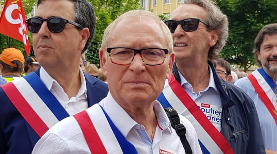 henri francis dufour