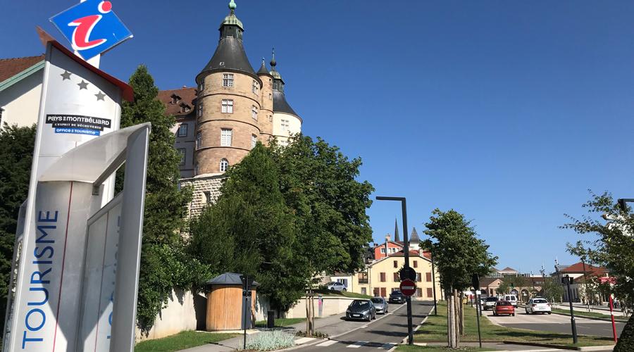 tourisme chateau