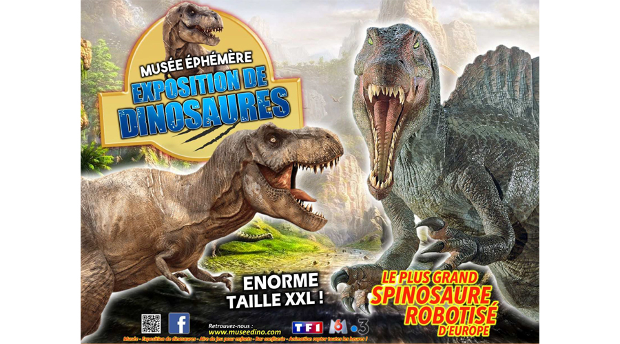 CP Expo dinosaures