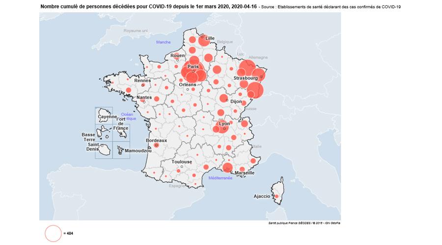 coronavirus carte 160420