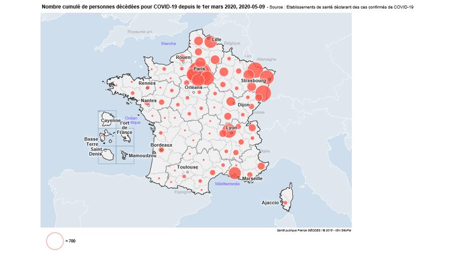 coronavirus carte 090520