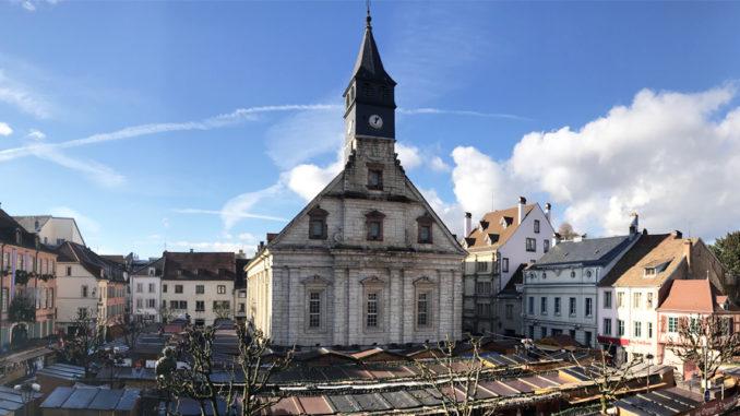 Le Temple Saint-Martin de Montbéliard sélectionné pour le Loto du Patrimoine 2020 | - Euro 2020